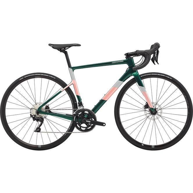 2020 Cannondale Supersix Evo Carbon Disc Womens 105 Road