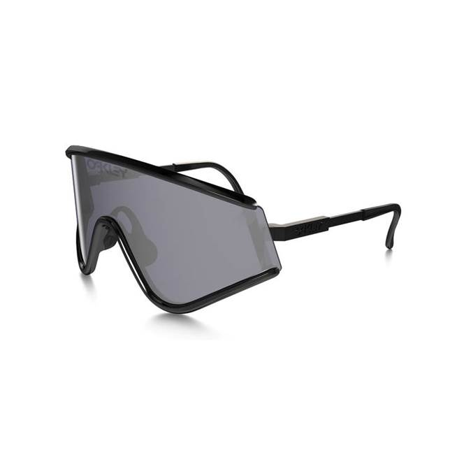 470000c5706d Oakley Special Edition Heritage EYESHADE  Black with Grey - 700