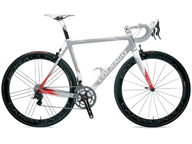 Colnago C59 Italia Grey & White (TSCV) Di2 / EPS Frameset