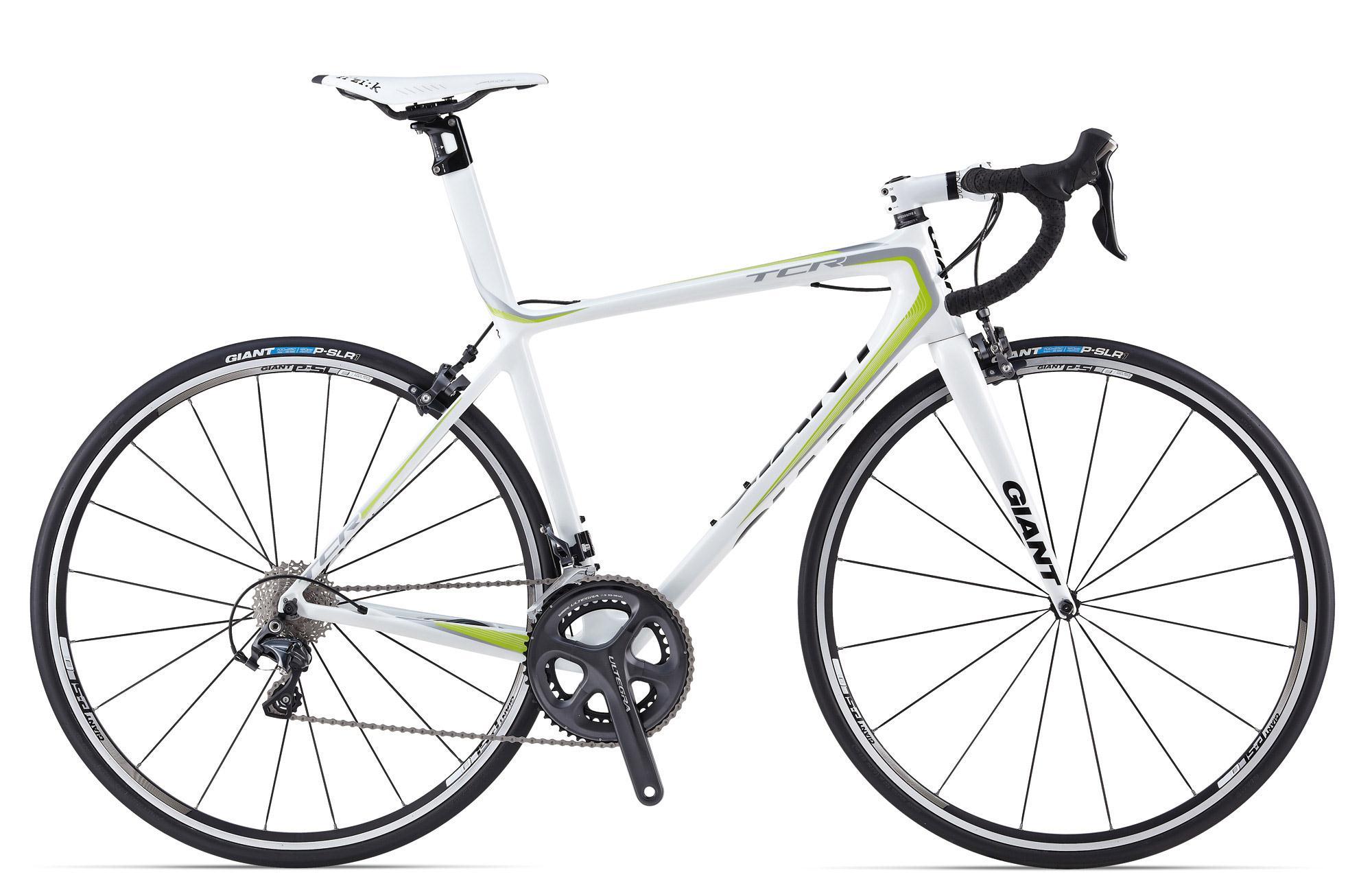 74be6377489 2014 Giant TCR Advanced SL 3 ISP Road Bike - 700
