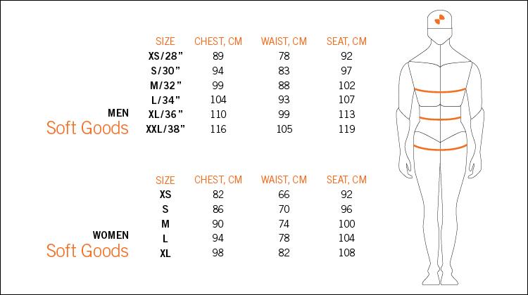 Poc avip light wind vest zink orange 700