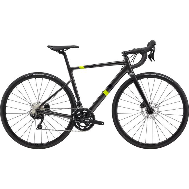 2020 Cannondale CAAD13 DISC 105 Womens Aluminium Road Bike : Graphite