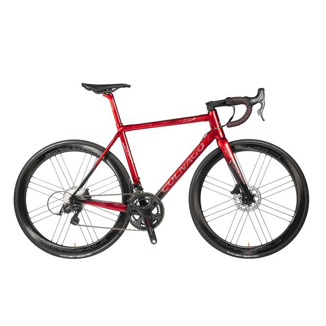 2020 Colnago C64 INTEGRATED DISC Road Frame in Art Decor