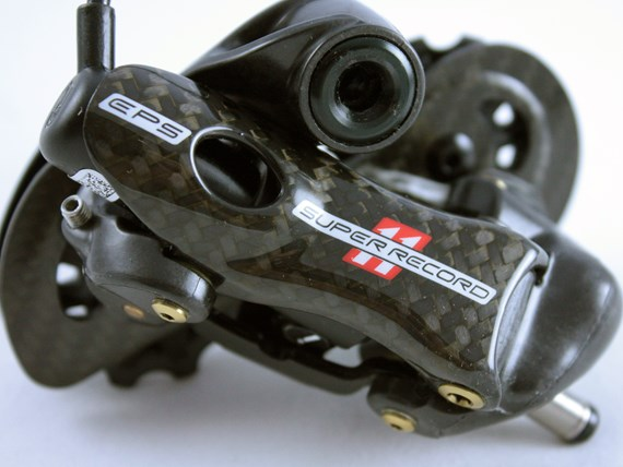 Campagnolo SUPER RECORD EPS Electronic Carbon-Ti Groupset
