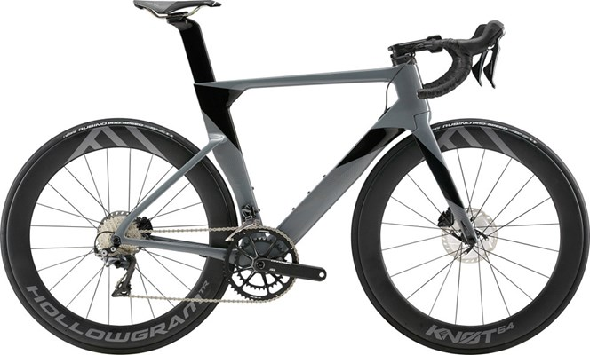 2019 Cannondale SystemSix Carbon Dura-Ace Mens Aero Road Bike : Grey