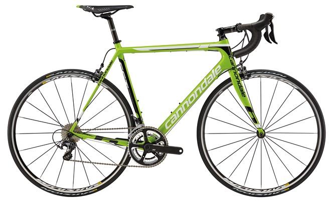 2015 Cannondale Supersix Evo Ultegra 11 Green 700