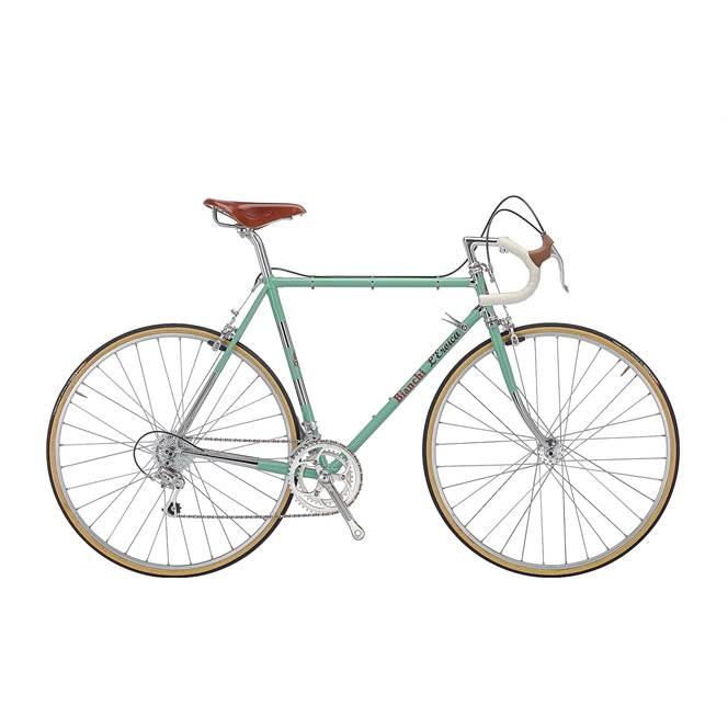 Bianchi LEroica Columbus Steel Traditional Road Bike - 700