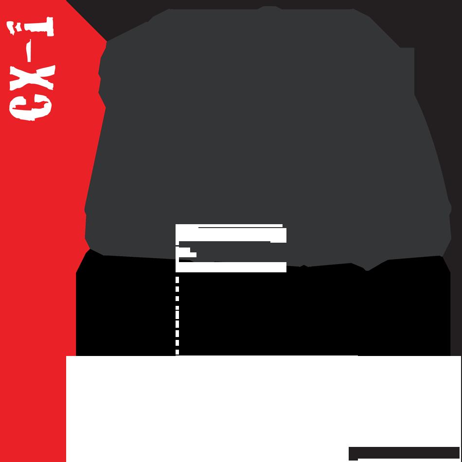 Colnago CX1 Evo (MGRD) Frame - White & Red - 700