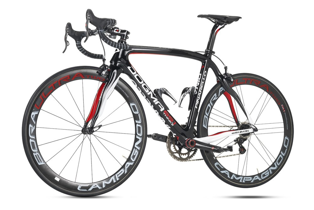 Pinarello FP50 Dogma 65.1 Think 2 FRAME (860) Naked / Red