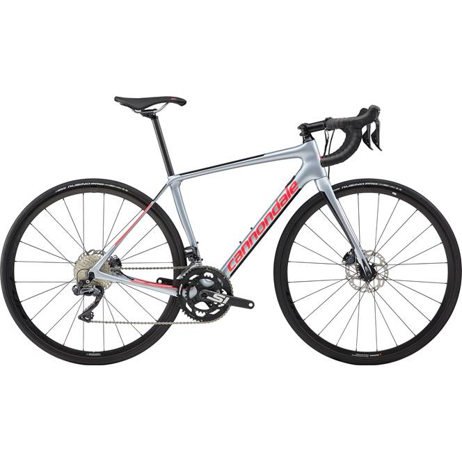 2019 Cannondale Synapse Disc Ultegra Di2 Womens Carbon Road bike Grey