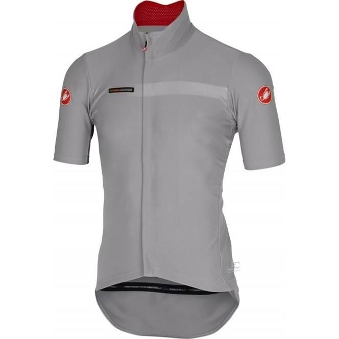 Castelli Gabba 2 Mens Short Sleeve Jersey   Luna Grey - 700 1b6f9d39c