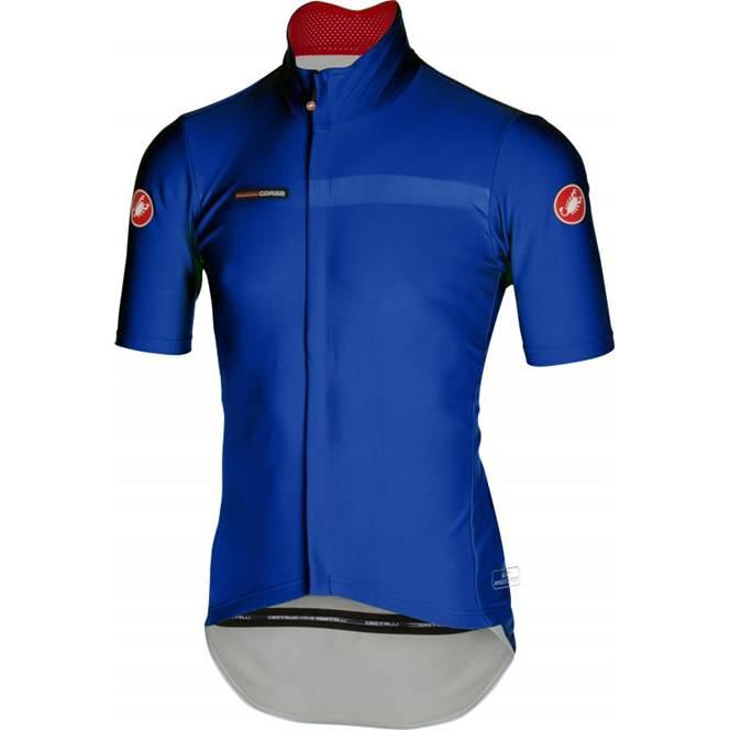 Castelli Gabba 2 Mens Short Sleeve Jersey   Surf Blue - 700 616568862