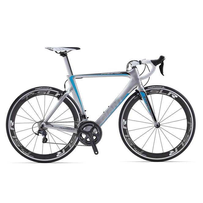 2014 Giant Propel Advanced 2 Aero Road Bike