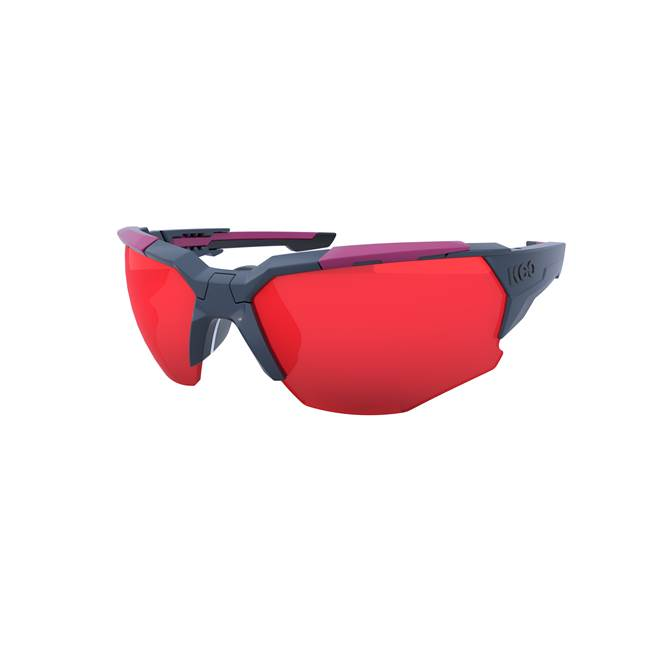 Koo ORION Cycling Sunglasses : Slate / Iris - Infrared