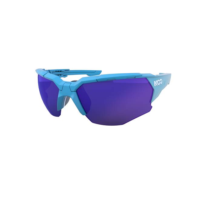 Koo ORION Cycling Sunglasses : Light Blue - Blue Night