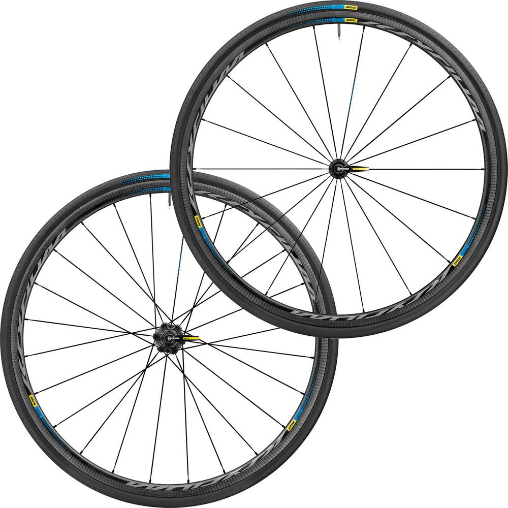 Mavic Ksyrium Pro Carbon SL C Haute Route : Limited Edition Wheels