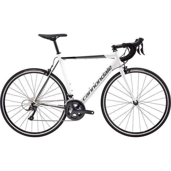 2019 Cannondale CAAD Optimo Sora Mens Road bike in White