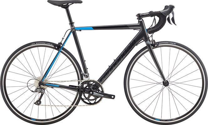 2019 Cannondale CAAD Optimo Claris Mens Road bike in Grey