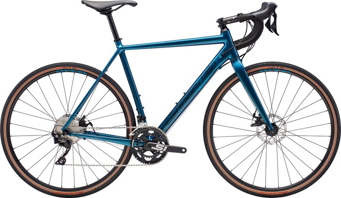 2019 Cannondale CaadX Se 105 Disc Mens Cyclocross bike in Blue