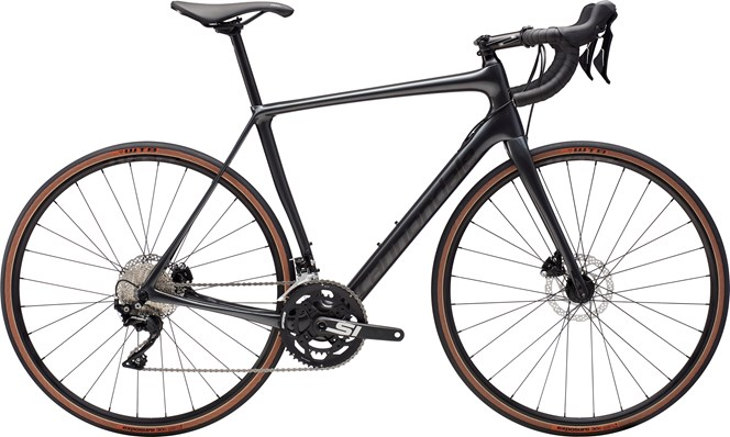 2019 Cannondale Synapse Disc SE 105 Mens Carbon Road bike in Grey