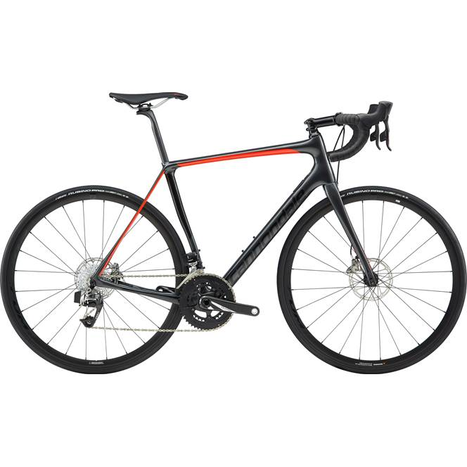 2019 Cannondale Synapse Disc eTap Mens Carbon Road bike in Grey