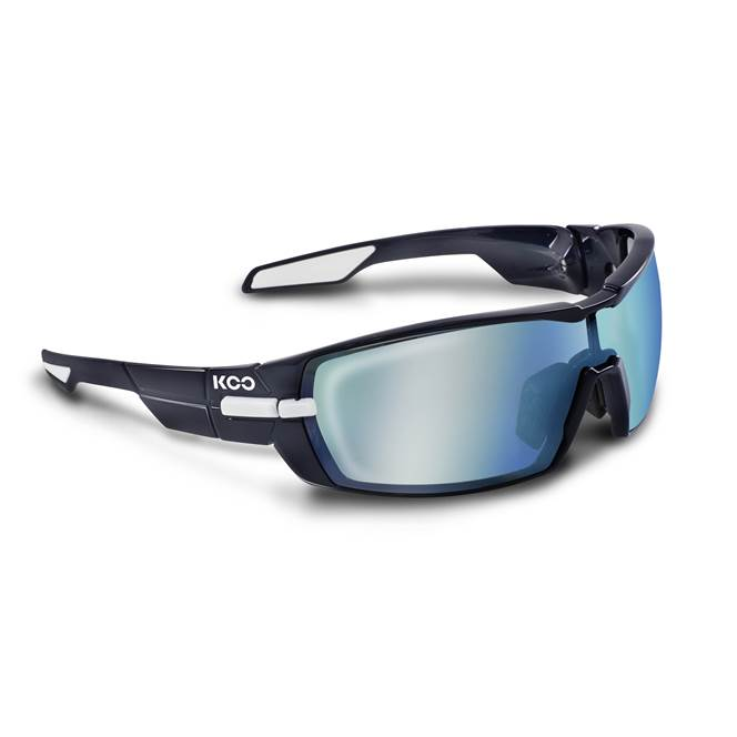 Koo OPEN Sunglasses : Navy - Super Blue : SMALL