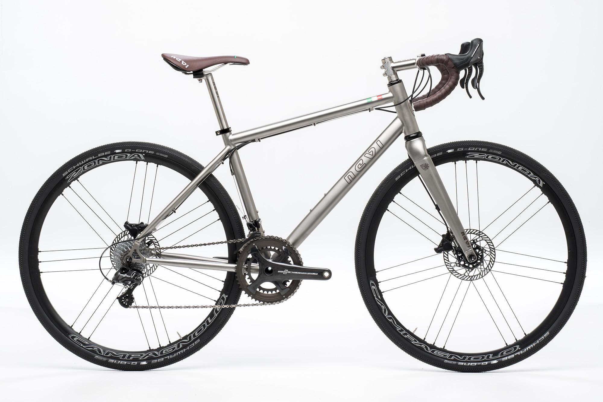 nevi titanium bikes gravel hand built titanium gravel disc frame 700 Oakley Outerwear review this item