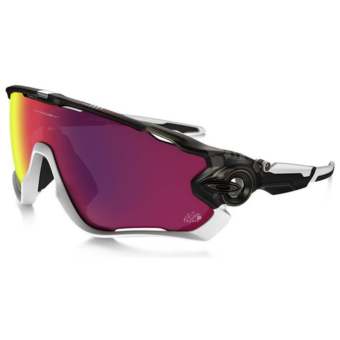 Oakley Jawbreaker   Tour de France Prizm Road   Matte Grey Smoke - 700 a52a8c9a61e4