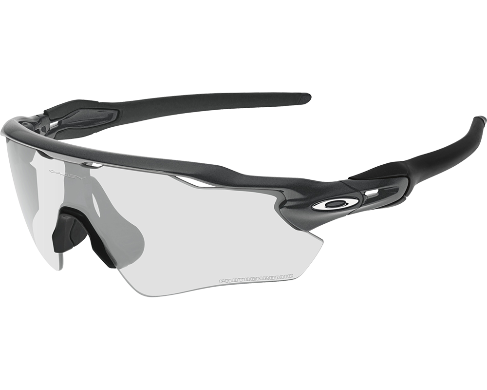 Oakley RadarEV Path : Steel : Photochromic Clear Black Iridium - 700