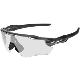 eb64a44b10 Oakley RadarEV Path   Steel   Photochromic Clear Black Iridium