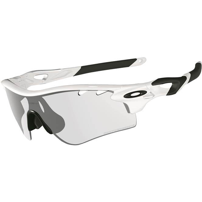 Oakley Radarlock Path >> Oakley Radarlock Path White Photochromic Clear Black Iridium