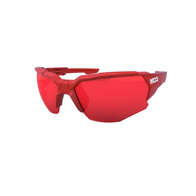 Koo ORION Cycling Sunglasses : Red - Infrared