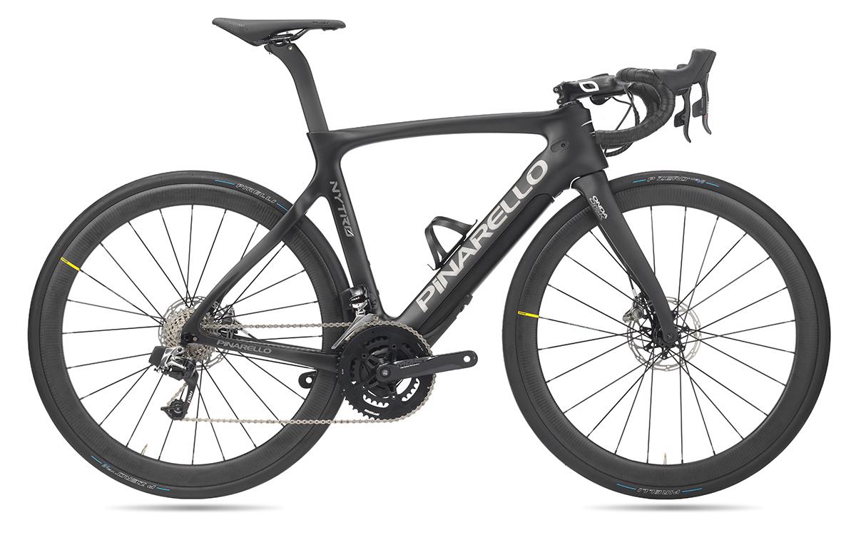 3c4aaef3401 Pinarello Nytro Electric eRoad-Bike in Carbon 937   Ultegra Disc - 700