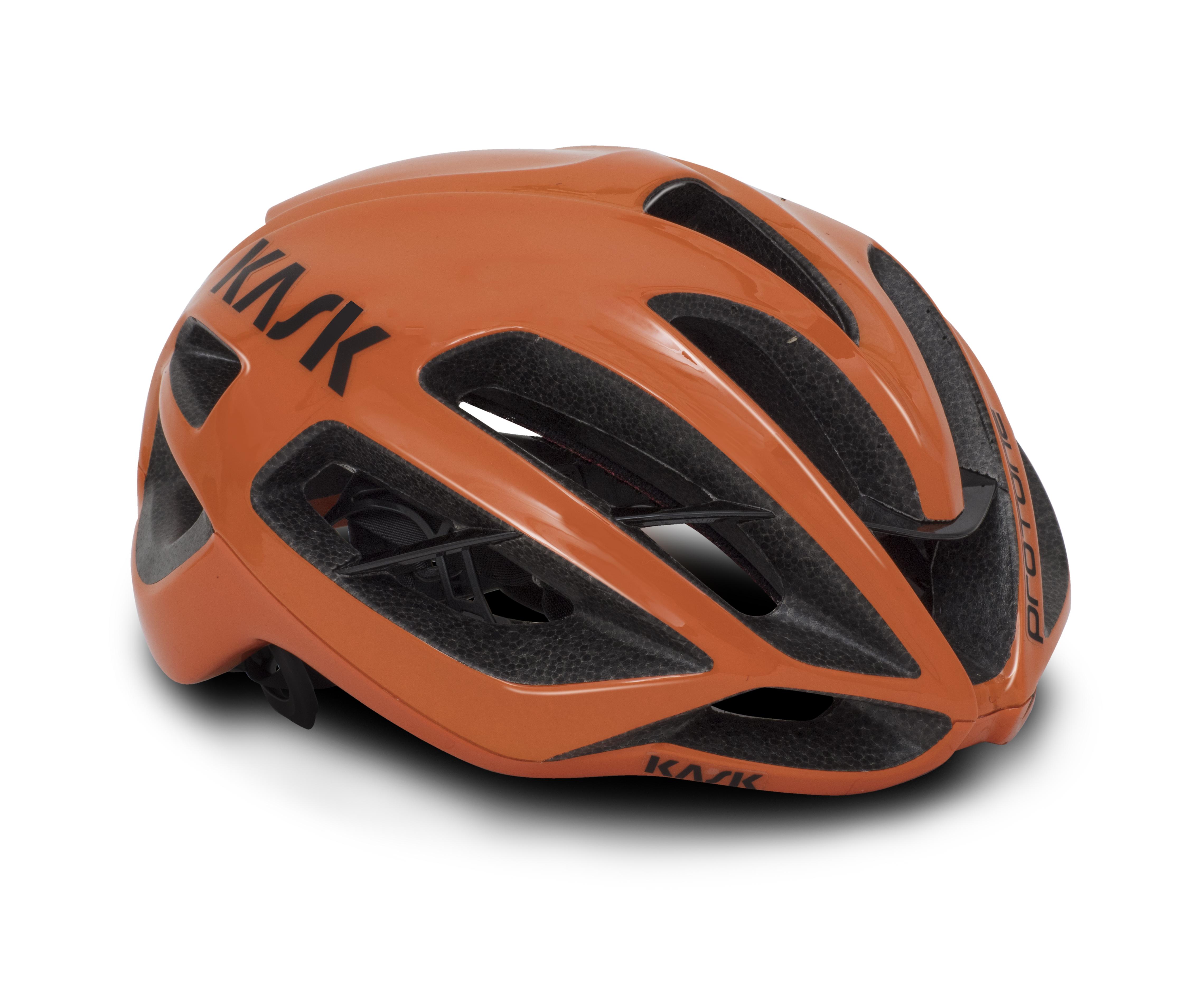 Kask Protone Aero Road Helmet   BURNT ORANGE - 700 95b028de8