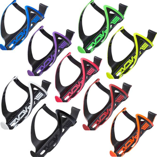 Supacaz Fly Carbon Water Bottle Cage 700