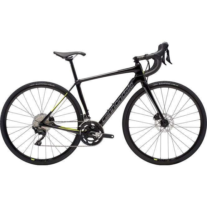 2019 Cannondale Synapse Carbon Disc 105 Womens Road bike in Black