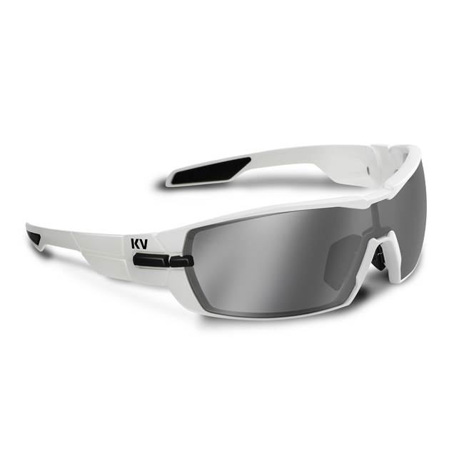 9ff3532dd41 What do you think of Koo OPEN Sunglasses  White with Smoke Mirror Lens