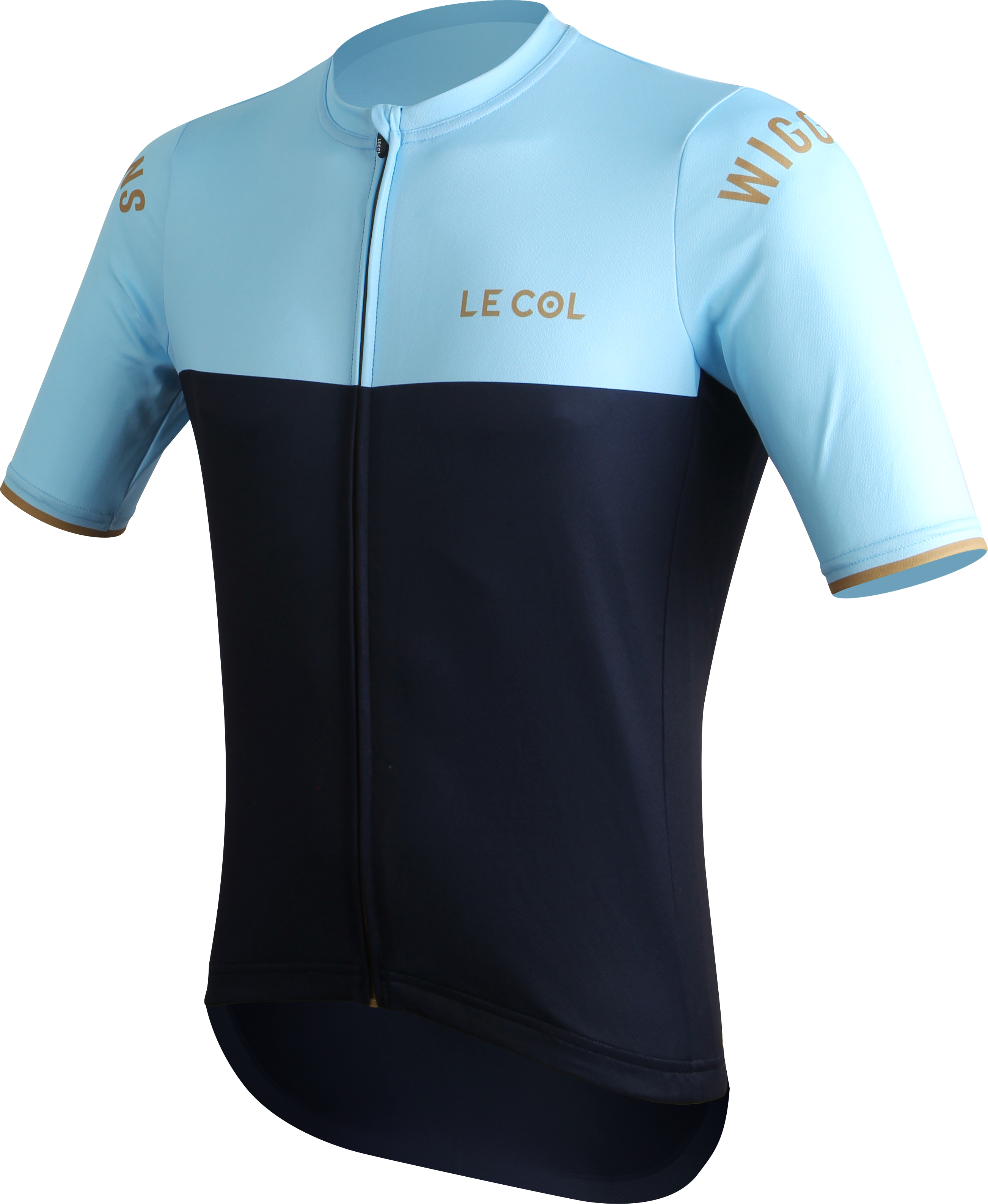 Le Col by Wiggins   SPORT Short Sleeve Cycling Jersey Navy   Blue - 700 49a1c1708